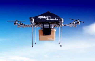 Amazon, Drone ile Sipariş Dağıtacak!