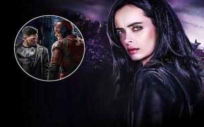 Daredevil ve Jessica Jones'un yeni sezonları 2018'de gelebilir