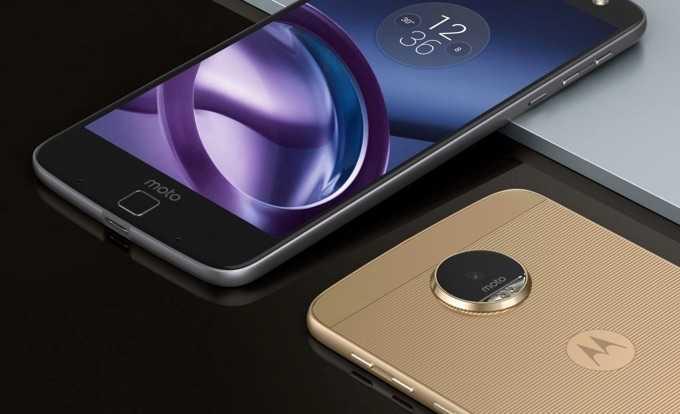 Motorola Moto Z Özellikleri