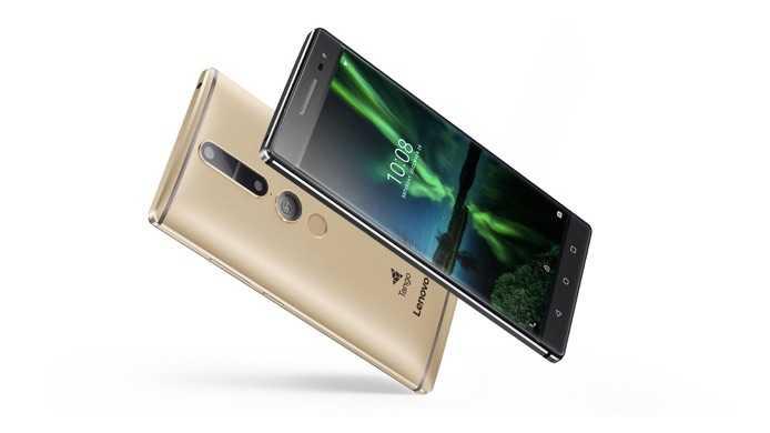 6.4 inç Ekranlı Lenovo Phab 2 PRO Testte!