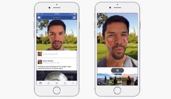 Facebook da Snapchat'leşiyor!