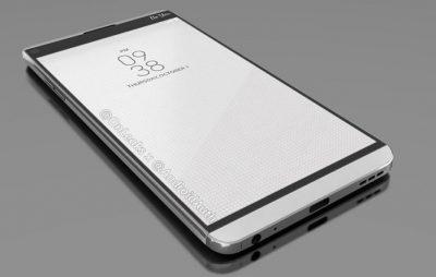 LG V20 Android 7.0 Nougat'a Sahip İlk Telefon Olacak