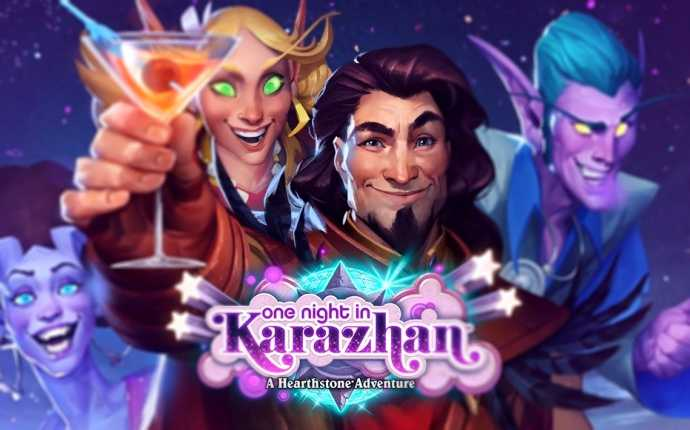 Hearthstone da Yeni Macera: One Night in Karazhan