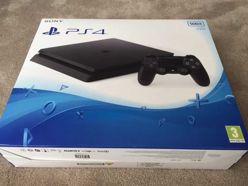 Sony PS4 Slim Alışveriş Sitesinde Ortaya Çıktı!