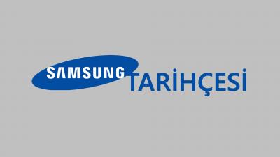 Samsung'un Tarihçesi