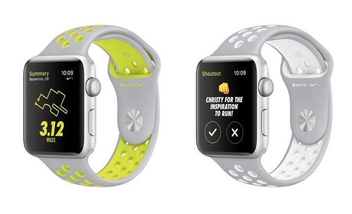 Apple ve Nike'dan Koşan Saat: Apple Watch Nike+