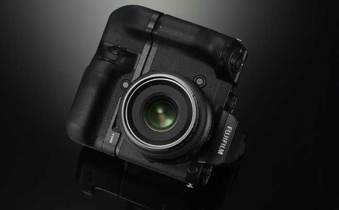Tüm Özellikleri ile Fujifilm GFX 50S