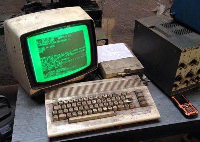 25 Yıldır Kapatılmayan Commodore 64!