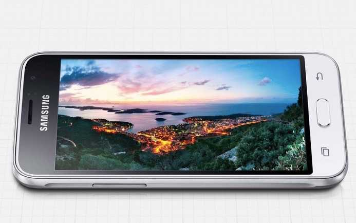 Samsung Galaxy J1 (2016) İncelemesi