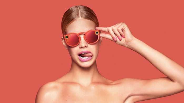 Snapchat'in Kamera Gözlüğü Spectacles ile Tanışın