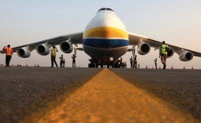Çin ve Ukrayna Dünyanın En Büyük Uçağını Üretecek