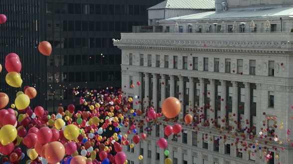 Apple'dan iPhone 7 için 'Balon' Reklamı