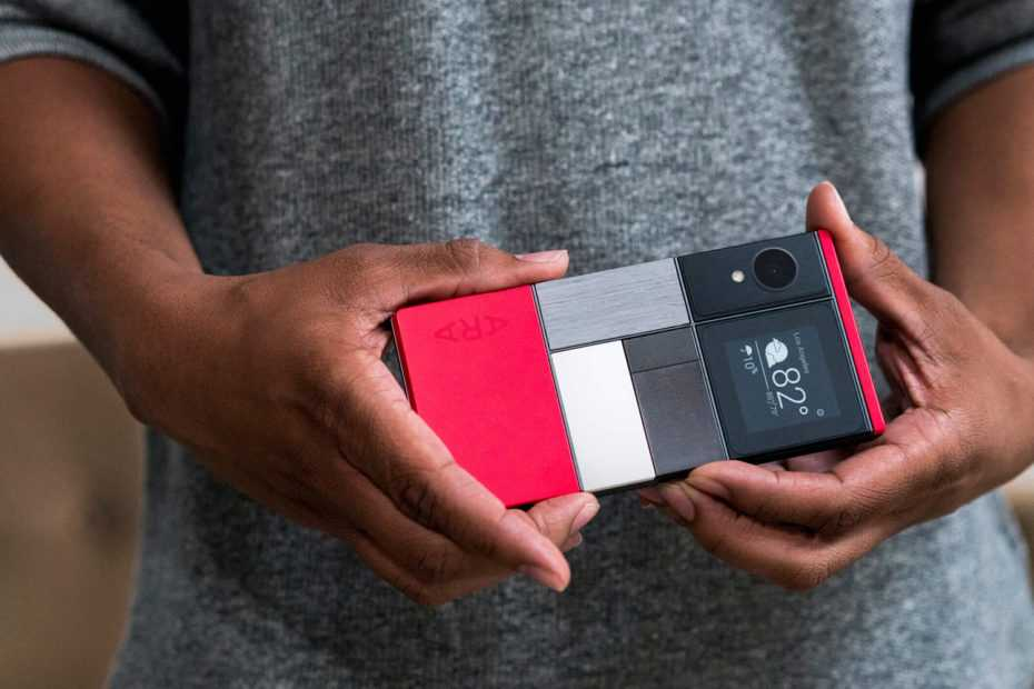 Askıya Alınan Modüler Telefon Project Ara'nın Kısa Tarihi
