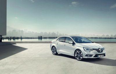 Renault MEGANE Sedan Türkiye'de Satışa Sunuluyor