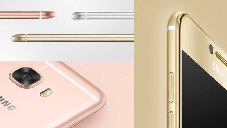 Samsung Galaxy C9 Detaylandı