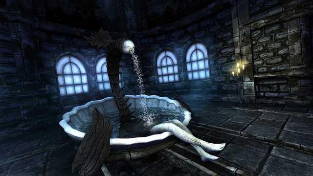 Başarılı Korku Oyunu Amnesia, PlayStation 4'e Geliyor!