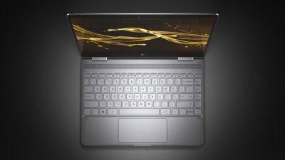 13 inç HP Spectre x360, 7. Nesil Intel'e Terfi Etti