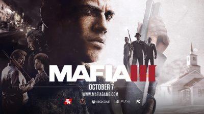 Mafia 3 Lansman Videosu Yayınlandı!
