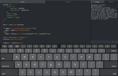 iOS 10 Kodlarında Tek Elli Klavye Bulundu