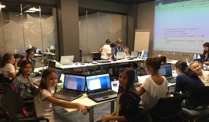 Türkiye'nin Geleceğini Çocuklar Yazacak!