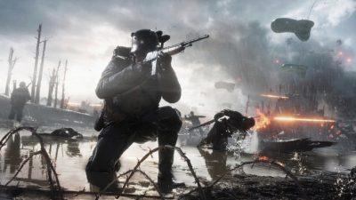 Battlefield 1'de Ölmek mi? Unutun!