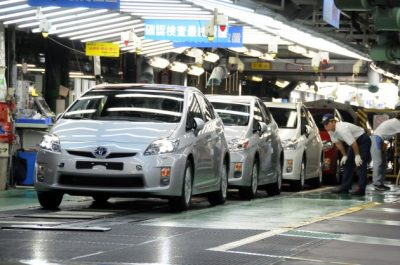 Otomotiv Devi Toyota, Araçlarını Geri Çağırıyor!