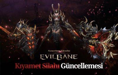 EvilBane: Kuzgunların Yükselişi Güncellendi