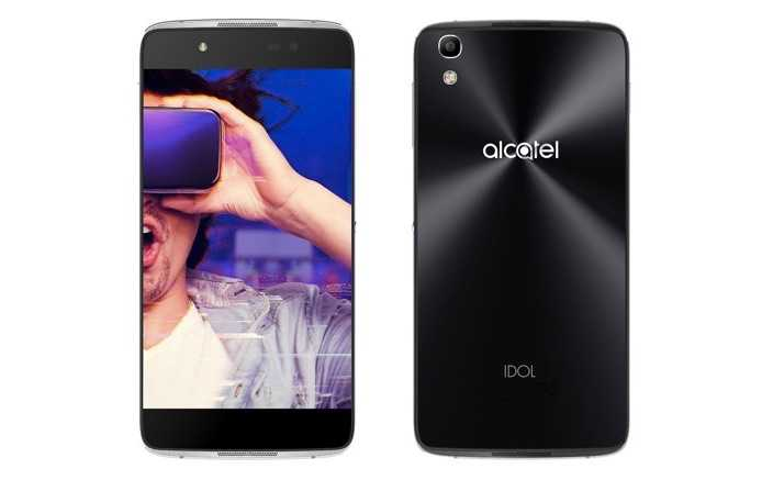 Alcatel Idol 4 İnceleme