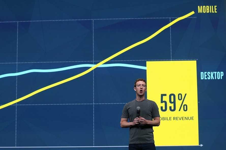 Facebook 3 Ayda Bakın Ne Kadar Kazandı?