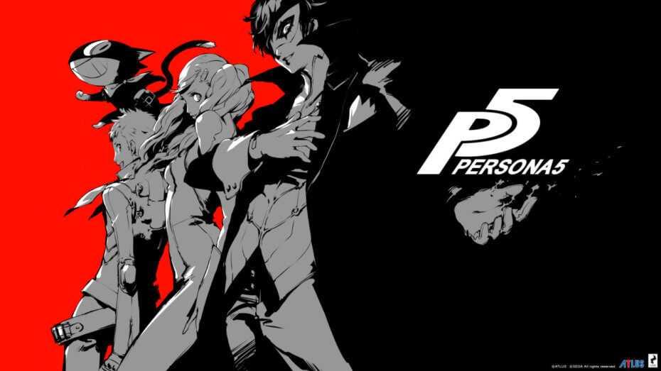 Japon RPG Oyunu Persona 5'in Çıkış Tarihi Ertelendi