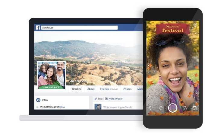 Bir Snapchat Özelliği Daha Artık Facebook'ta!