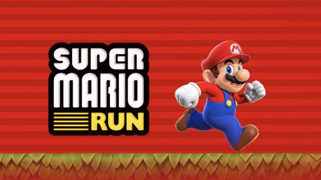 Super Mario Run Şimdiden Zirveye Yerleşti!