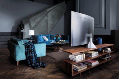 Samsung Electronics QLED TV Serisini Tanıttı