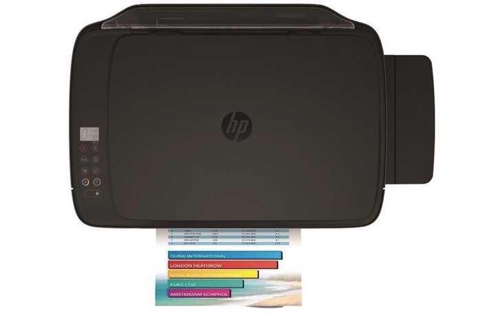 HP Deskjet GT 5820 İncelemesi