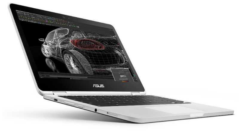 Asus Chromebook Flip C302 Lanse Edildi