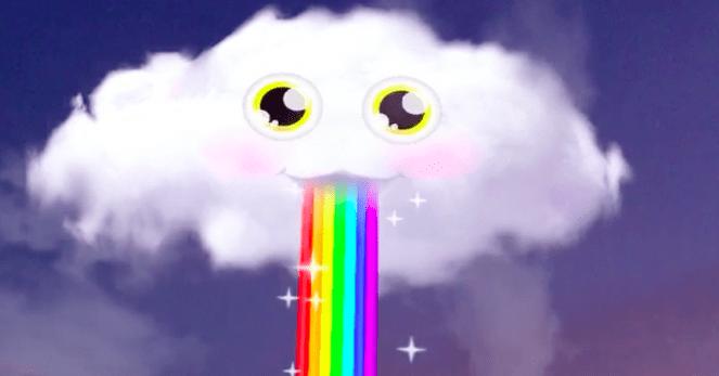 Snapchat'te Buluta Efekt Devri