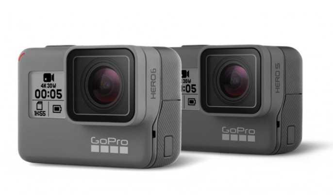GoPro Hero 6 Yakında Teknoloji Raflarında!