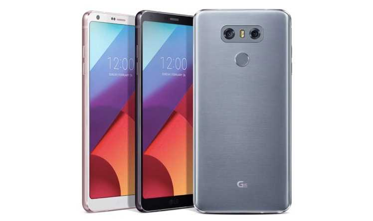 Sinirli, Geçimsiz Bir Çift: LG G6
