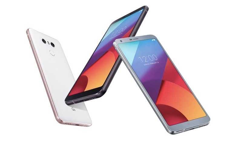 LG'nin Mobil Birimi Düşüşte, G6 Talepleri Yetersiz