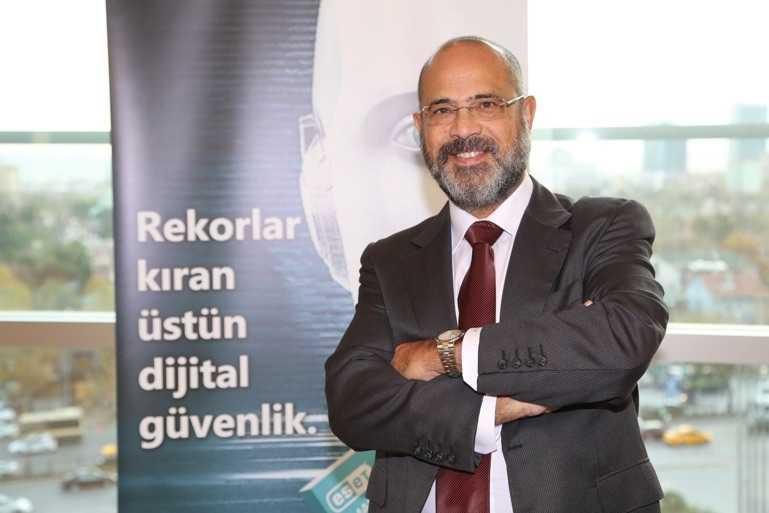 ESET Türkiye CEO'su Alain Soria: Sorun Belli, Çözüm ESET