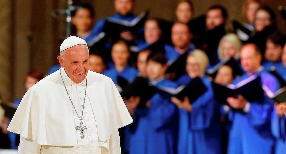 Papa Francis, Teknoloji Şirketlerine 'Daha İyi Şeyler Yapın' Dedi!