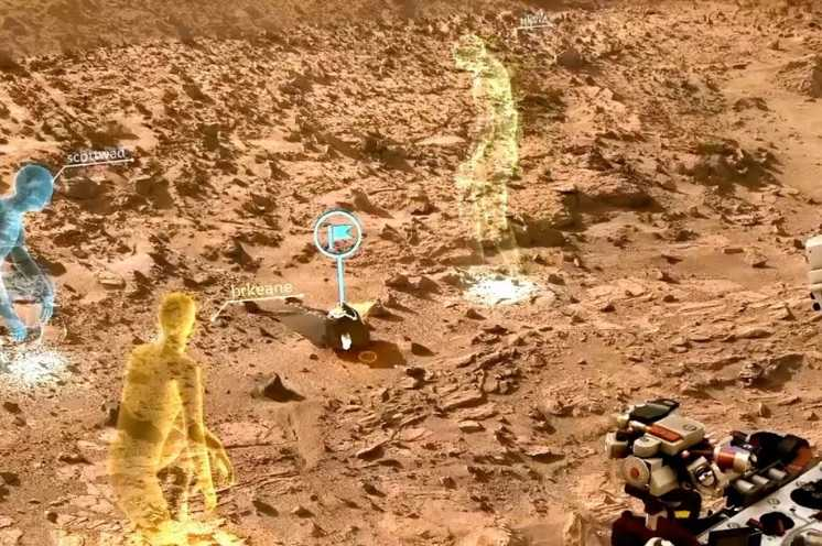 NASA'dan Apple'a Artırılmış Gerçeklik Transferi