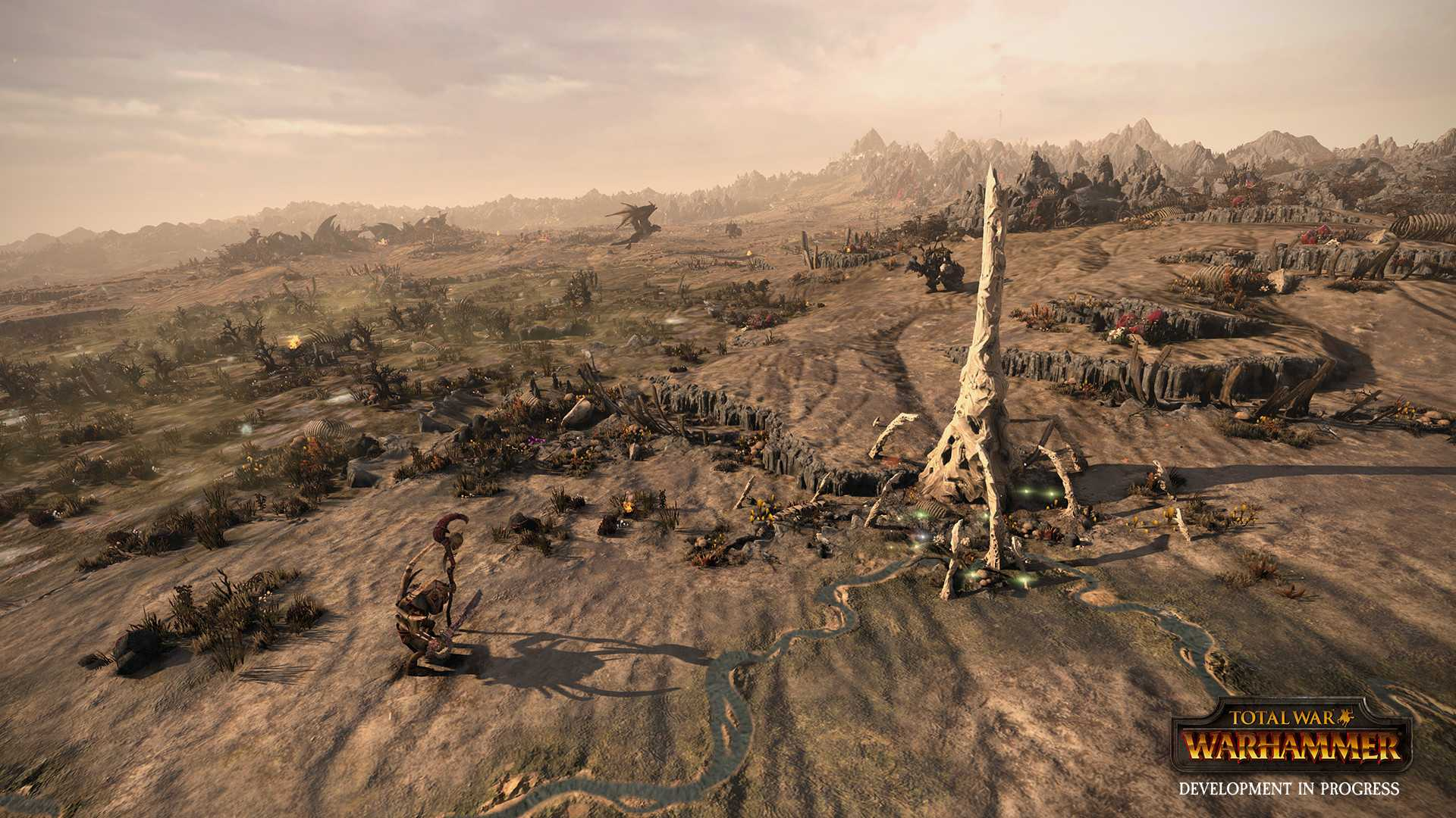 Total War: WARHAMMER Mac için İndirilmeye Hazır!