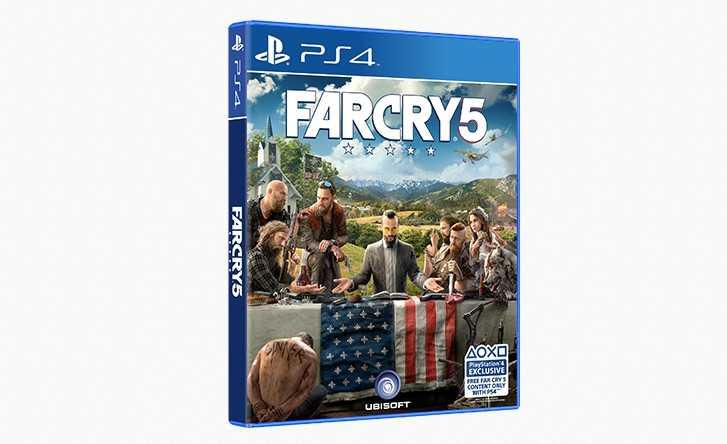 Far Cry 5 27 Şubat 2018'de Çıkıyor!