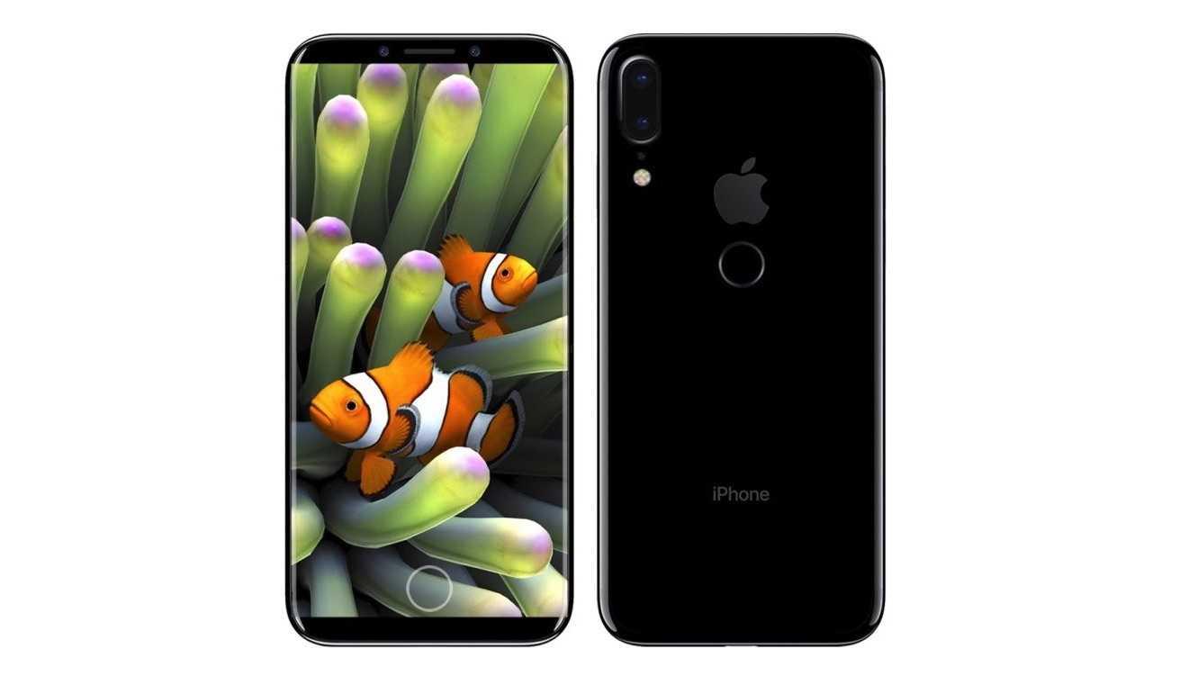 iPhone 8 Böyle Görünecek!