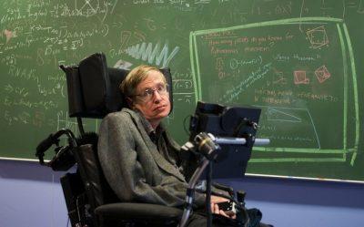 Stephen Hawking İnsanlığın Geleceği Hakkında Endişeli