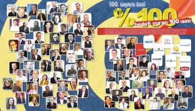 Türkiye'de Kendi Sektörüne Damga Vuran 100 İsim
