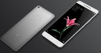 Xiaomi Mi Max 2 Tanıtıldı, İşte Özellikler