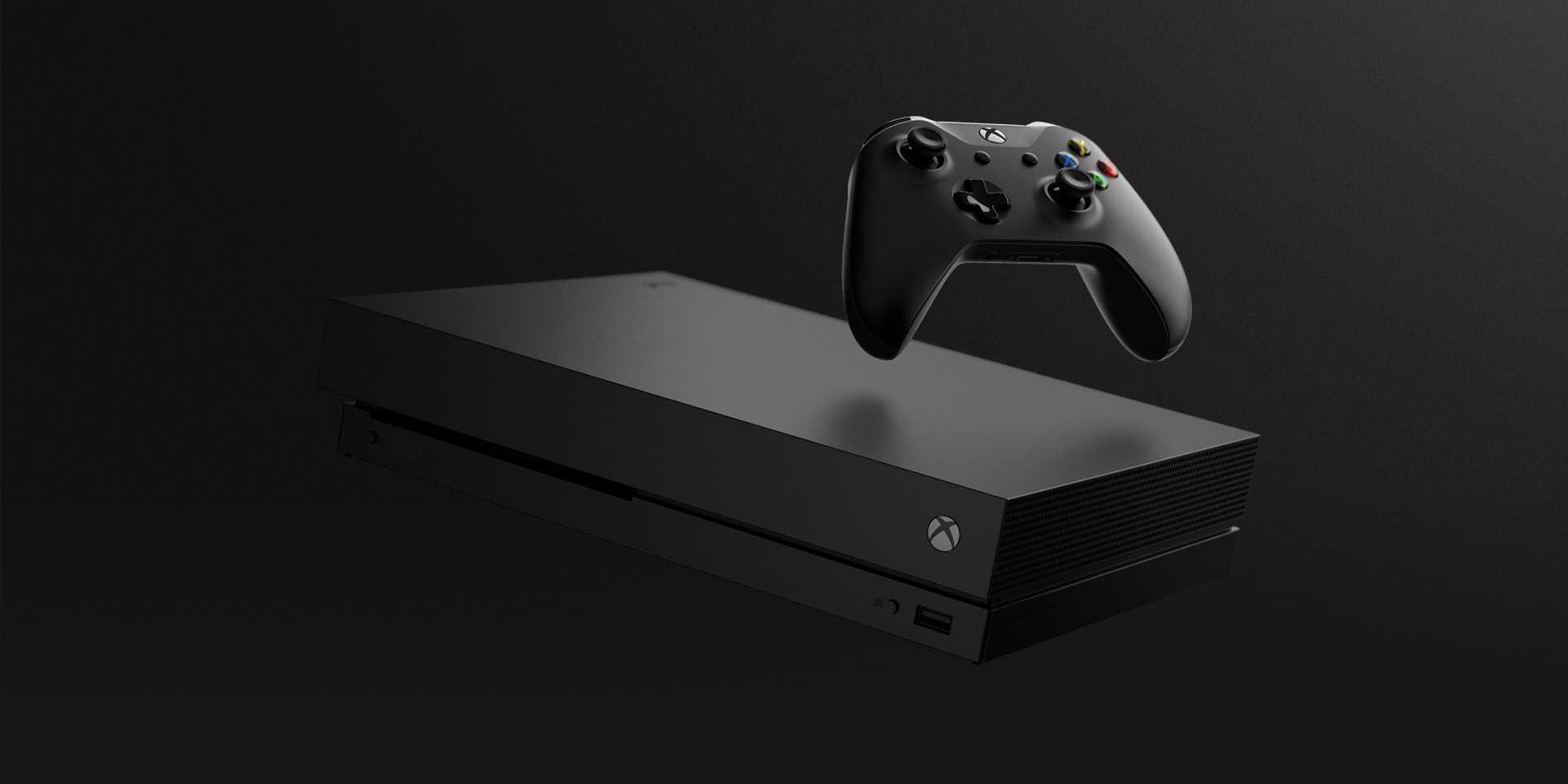 Microsoft'tan Dünyanın En güçlü Oyun Konsolu: Xbox One X