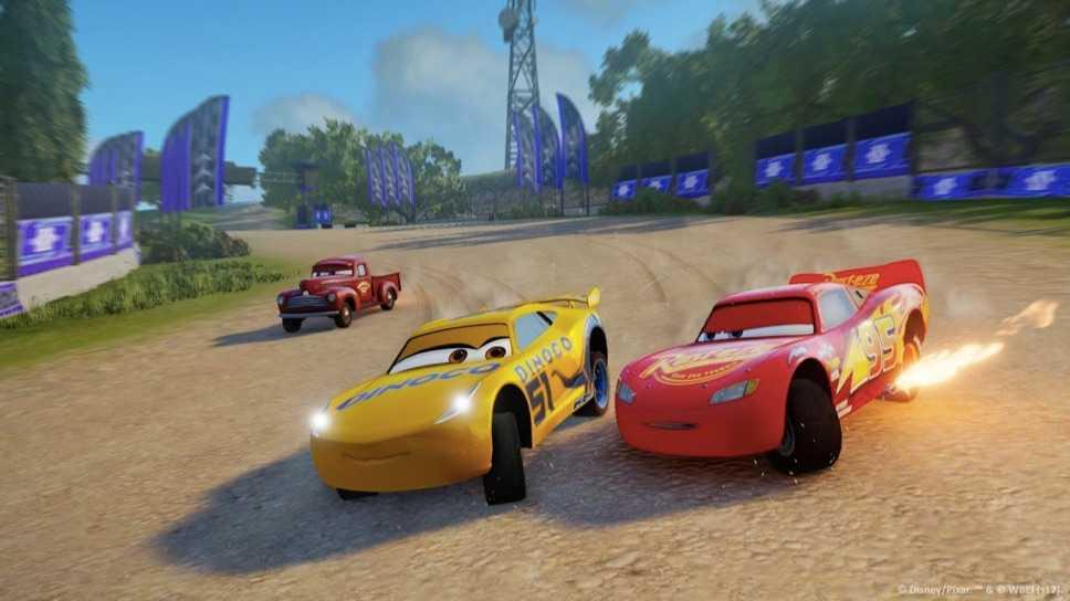 Cars 3: Driven to Win Konsolların Tozunu Attırmaya Geliyor!
